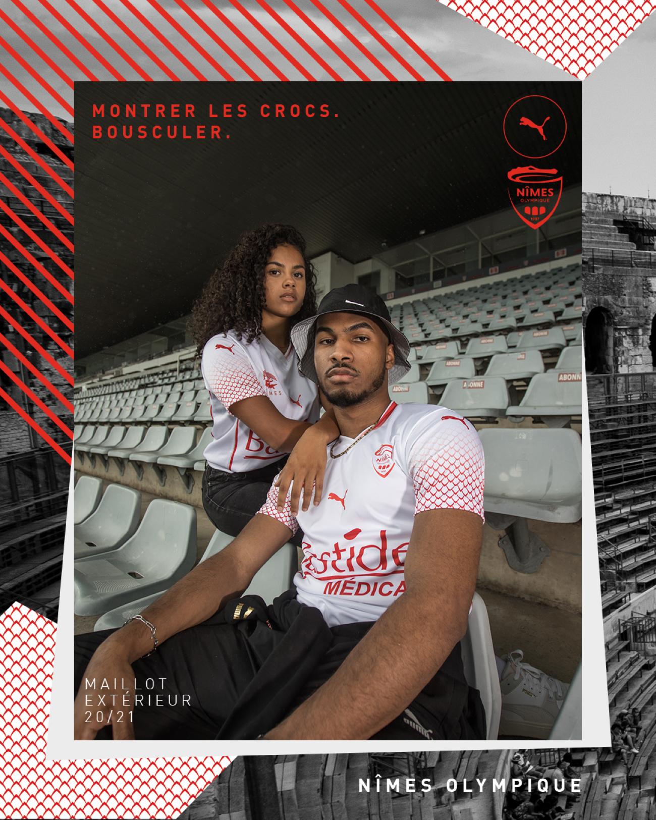PUMA Football x Nîmes Olympique 2020-2021
