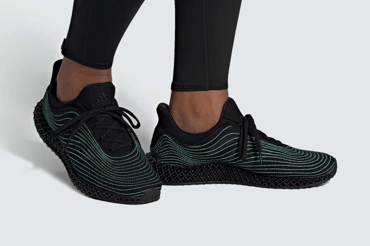 Parley x adidas UltraBoost 4D Core Black
