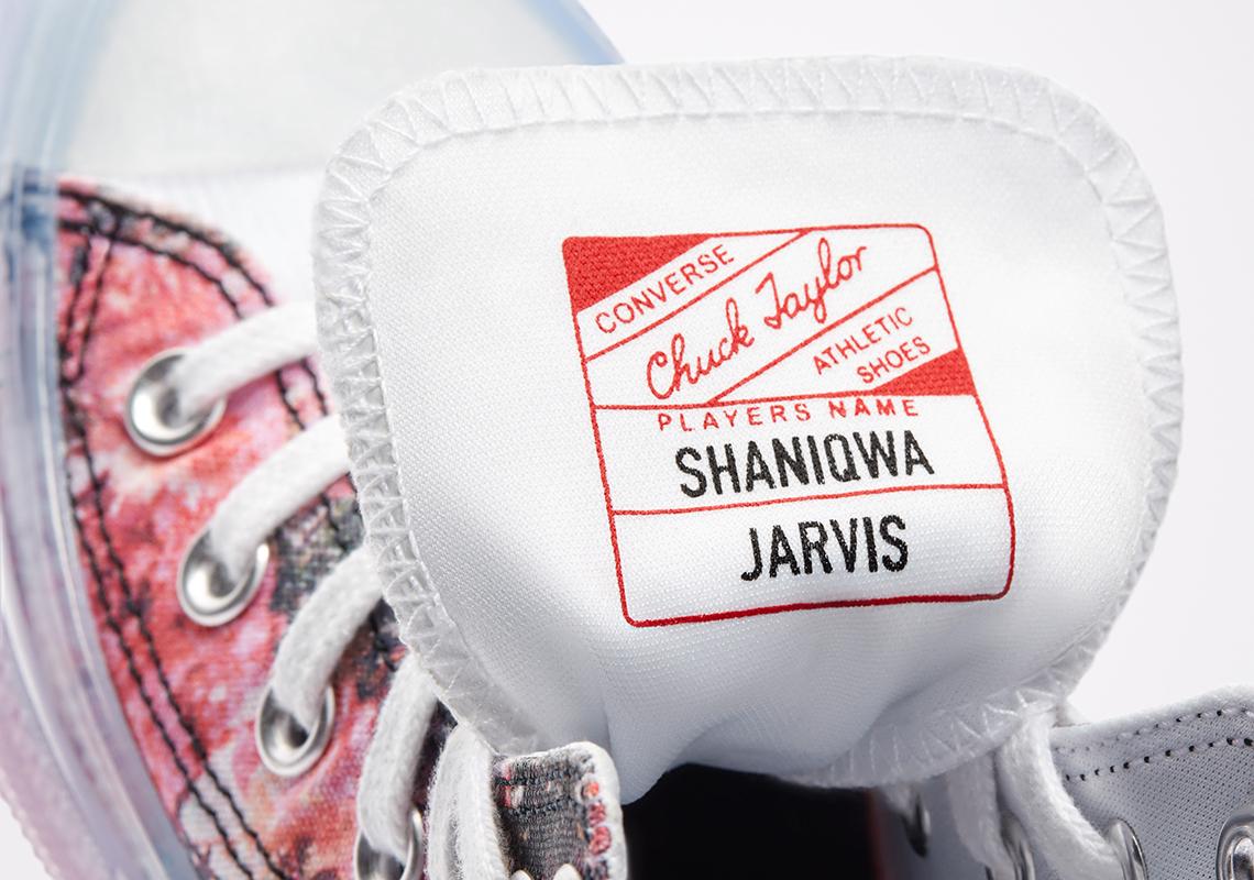Shaniqwa Jarvis x Converse Chuck Taylor CX