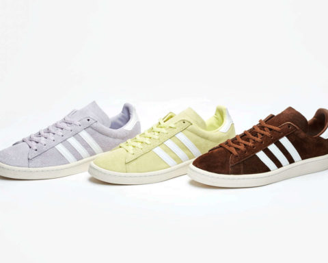 Sneakersnstuff x adidas Campus 80 Homemade Pack