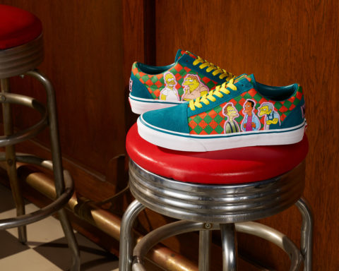 Vans x The Simpsons Sneakers