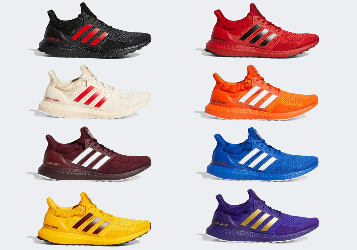 adidas Ultra Boost College Pack