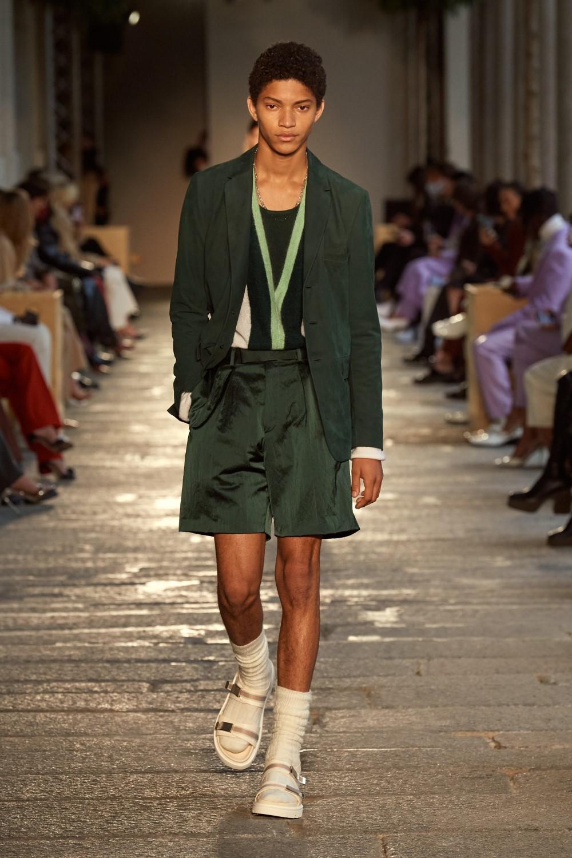 BOSS - Printemps-Été 2021 - Milan Fashion Week