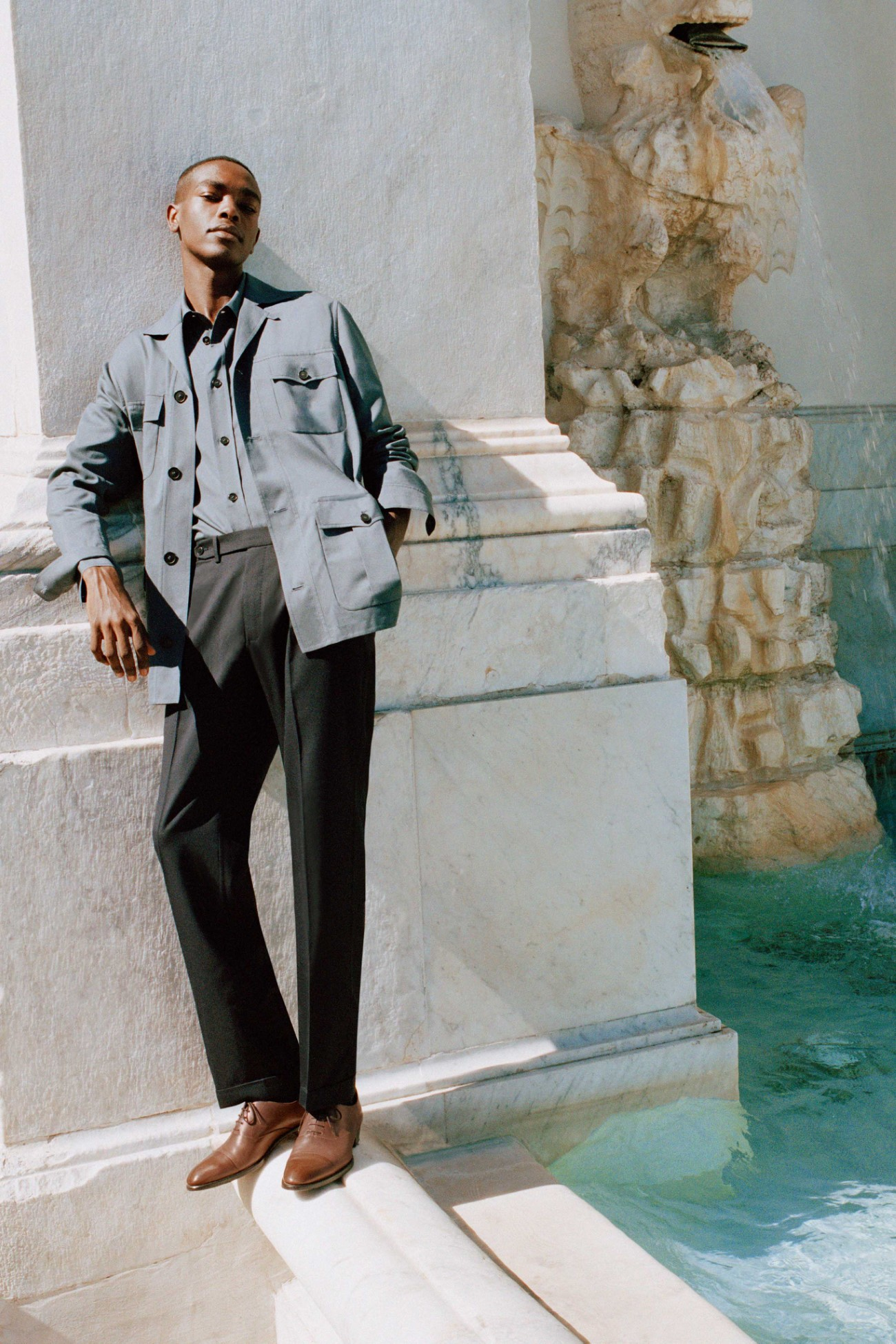 Brioni - Printemps-Été 2021 - Lookbook