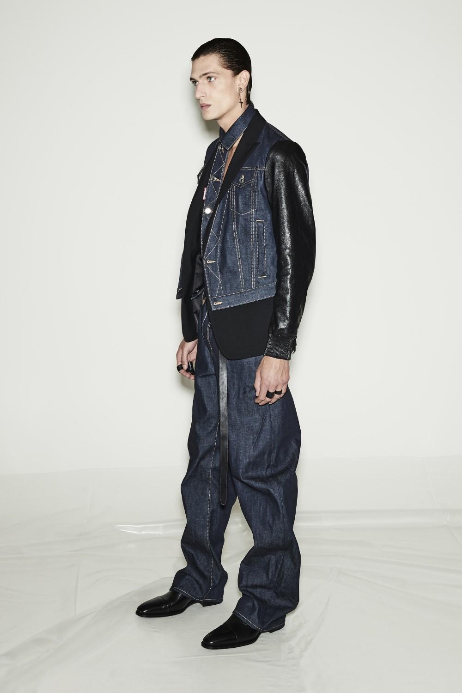 Dsquared2 Men - Printemps-Eté 2021 - Milan Fashion WeekDsquared2 Men - Printemps-Eté 2021 - Milan Fashion Week