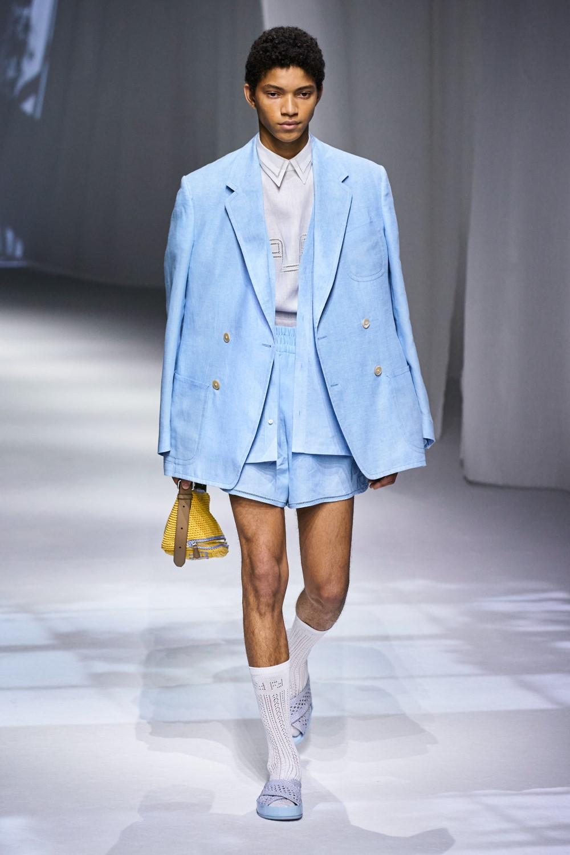 Fendi Printemps Ete 2021 Milan Fashion Week 10