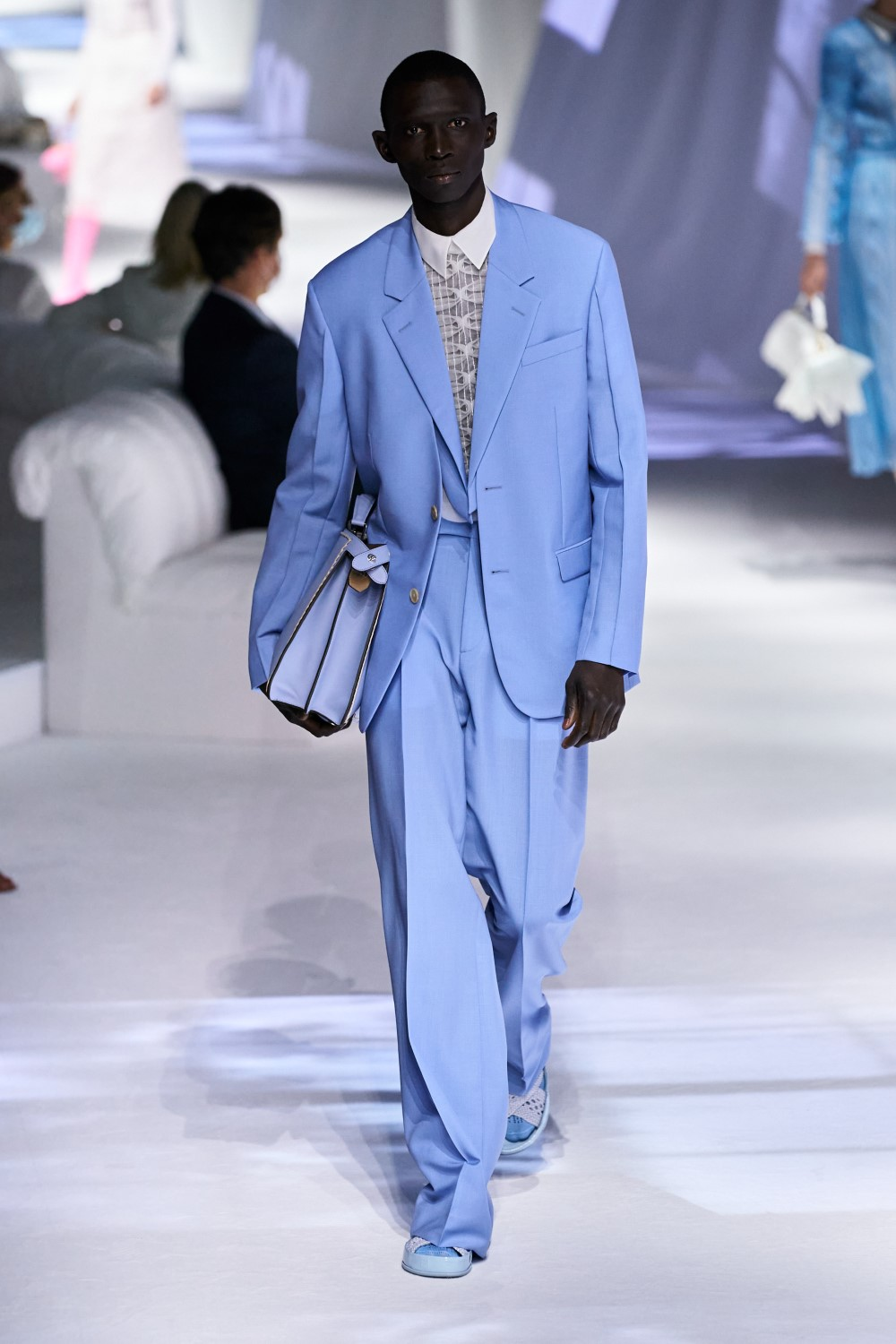 Fendi - Printemps-Eté 2021 - Milan Fashion Week