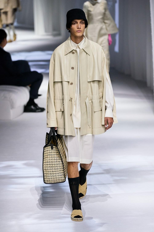 Fendi Printemps Ete 2021 Milan Fashion Week 6