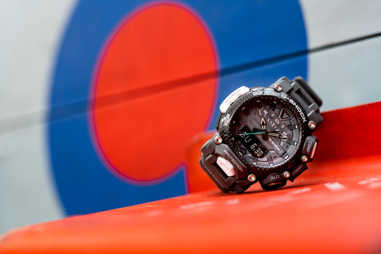 G-SHOCK GRAVITYMASTER x Royal Air Force