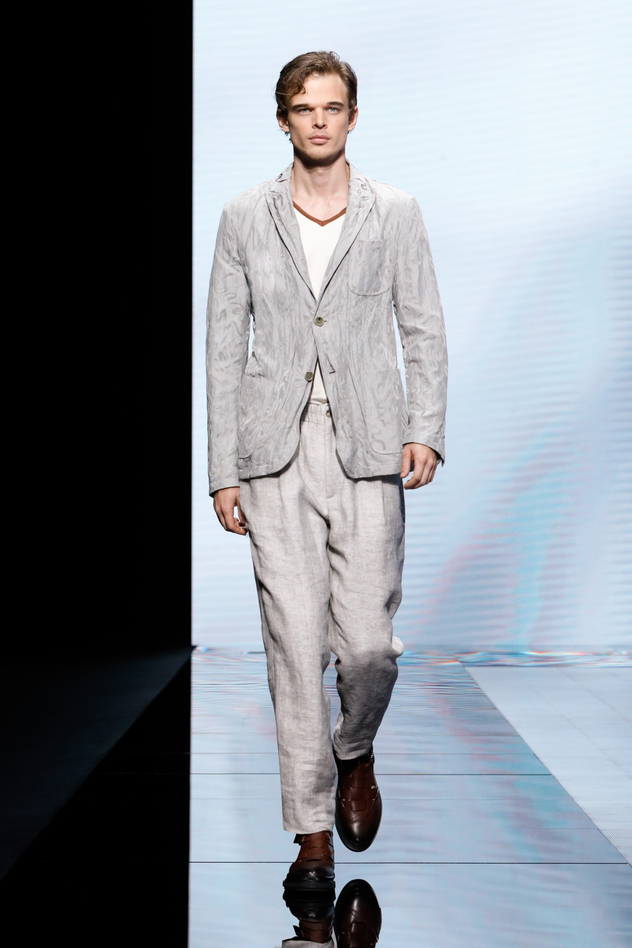 Giorgio Armani - Printemps-Été 2021 - Milan Fashion Week