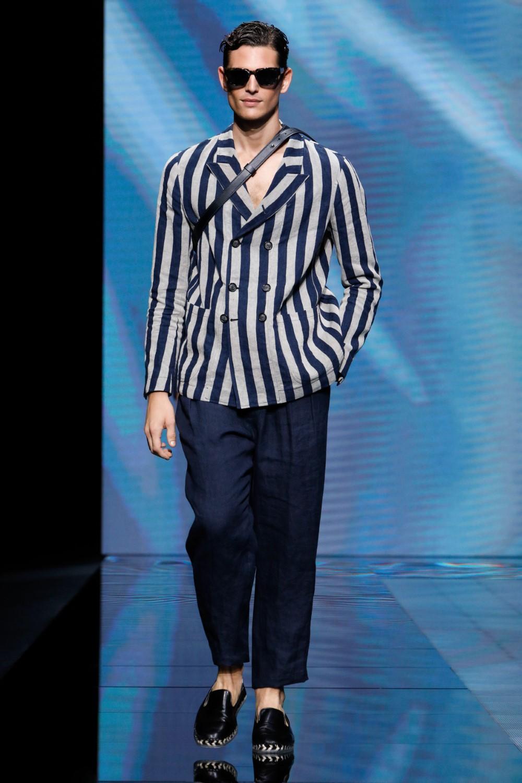 Giorgio Armani - Printemps-Été 2021 - Milan Fashion Week
