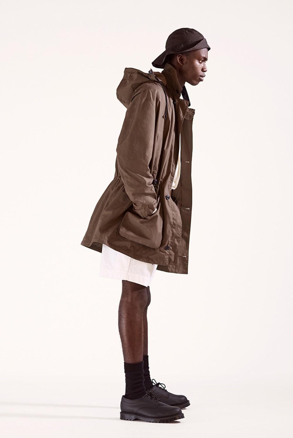 Margaret Howell - Printemps-Été 2021 - London Fashion Week