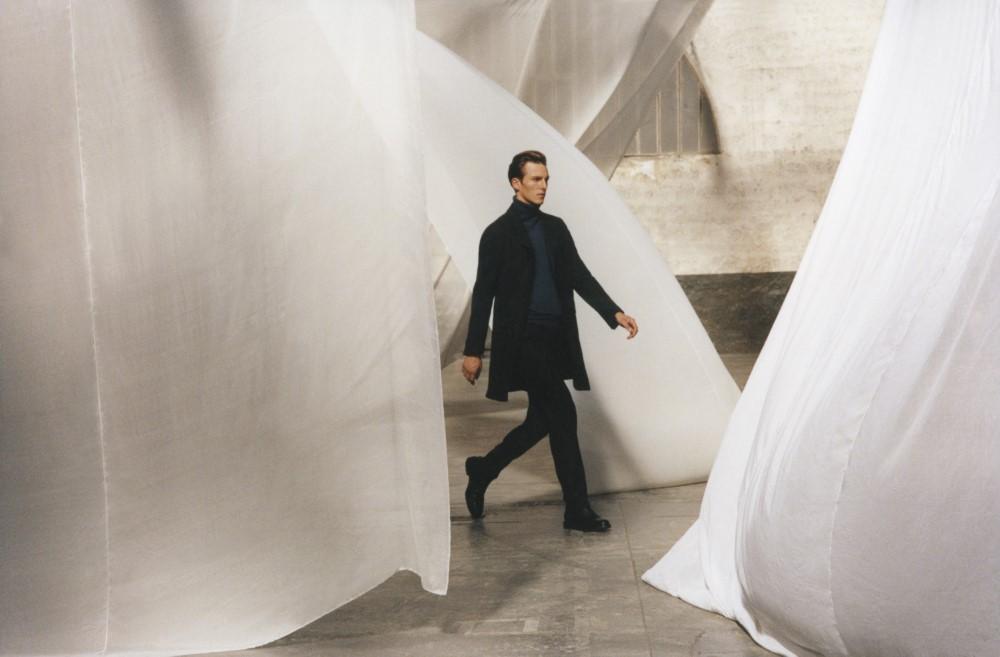 Massimo Dutti - Movement Study Automne-Hiver 2020