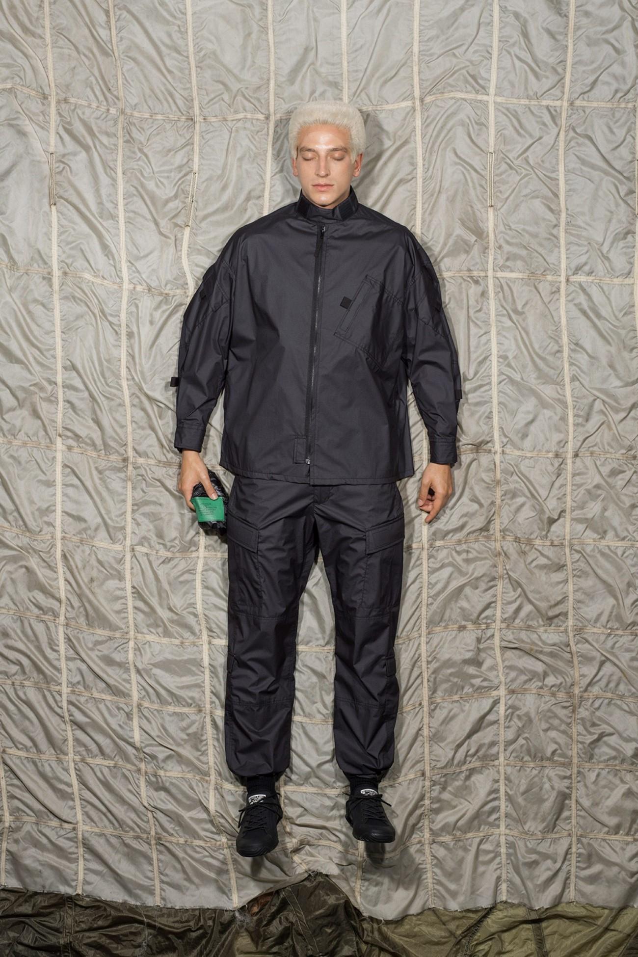 N.Hoolywood Test Product Exchange Service - Printemps-Été 2021 - New York Fashion Week