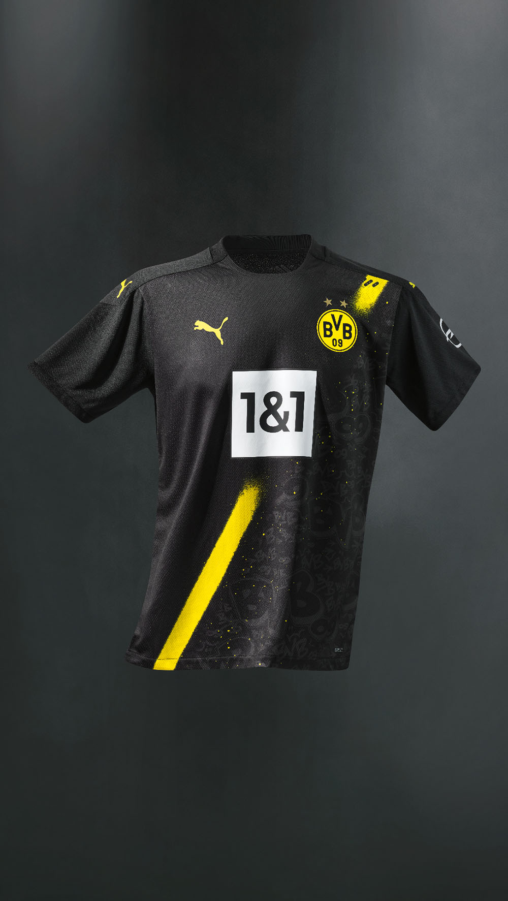PUMA Football - Kit extérieur 2020-2021 Borussia Dortmund