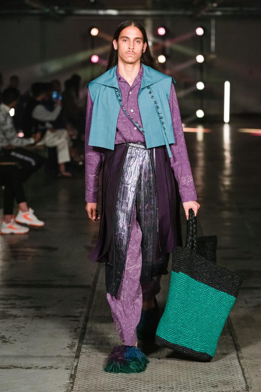 Pronounce - Printemps-Été 2021 – London Fashion WeekPronounce - Printemps-Été 2021 – London Fashion Week