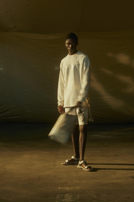 Qasimi - Printemps-Été 2021 - London Fashion Week