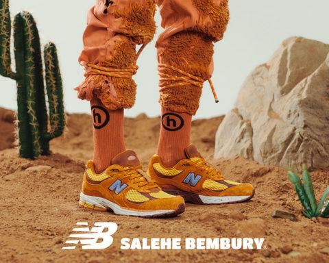 Salehe Bembury x New Balance 2002R