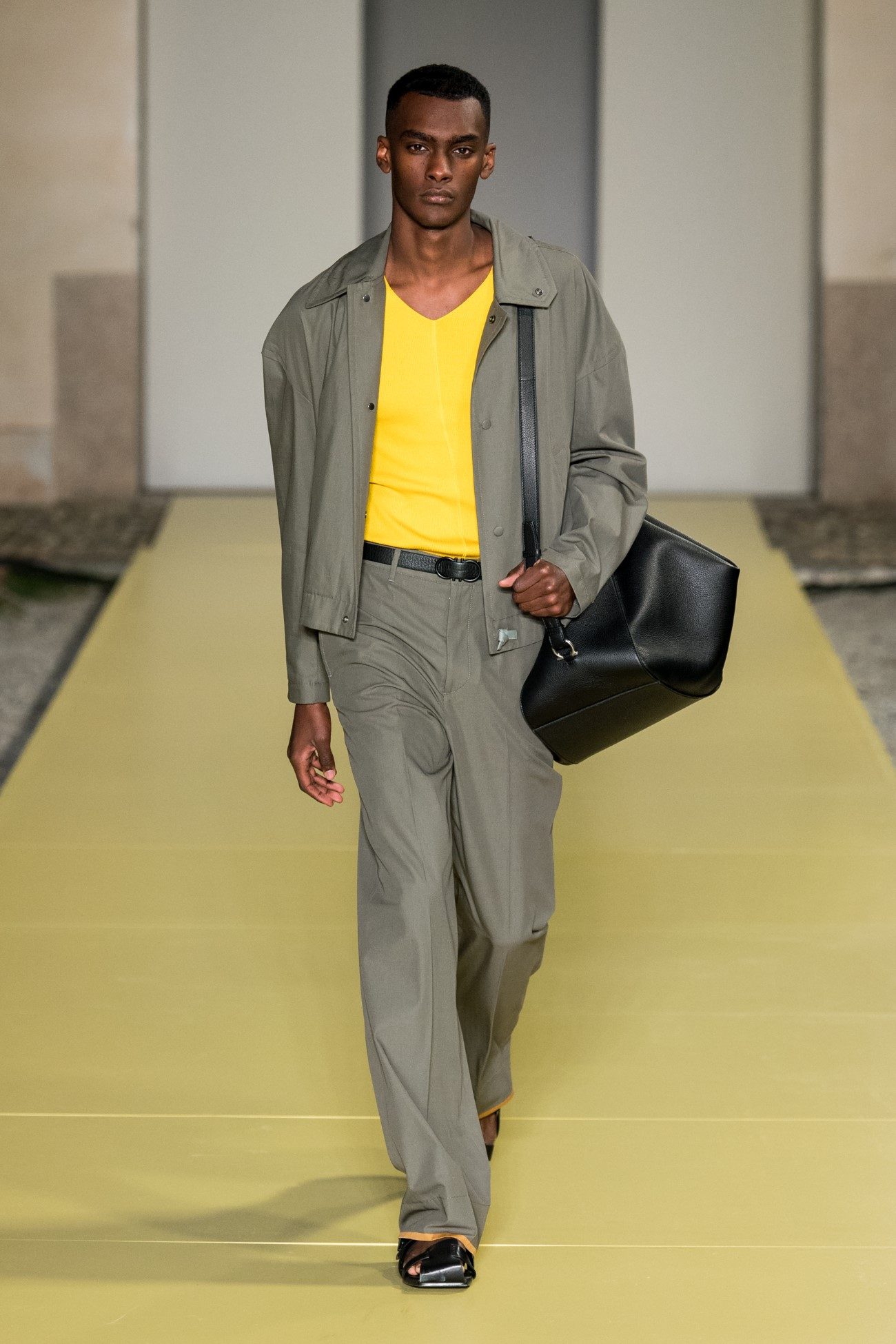 Salvatore Ferragamo - Printemps-Été 2021 - Milan Fashion Week