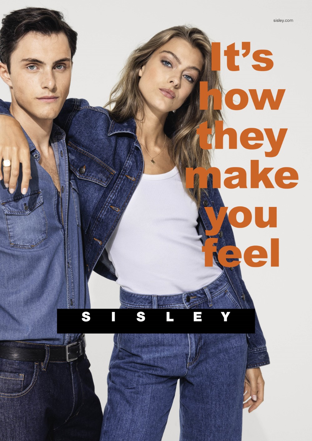 Sisley - Campagne Automne-Hiver 2020-2021