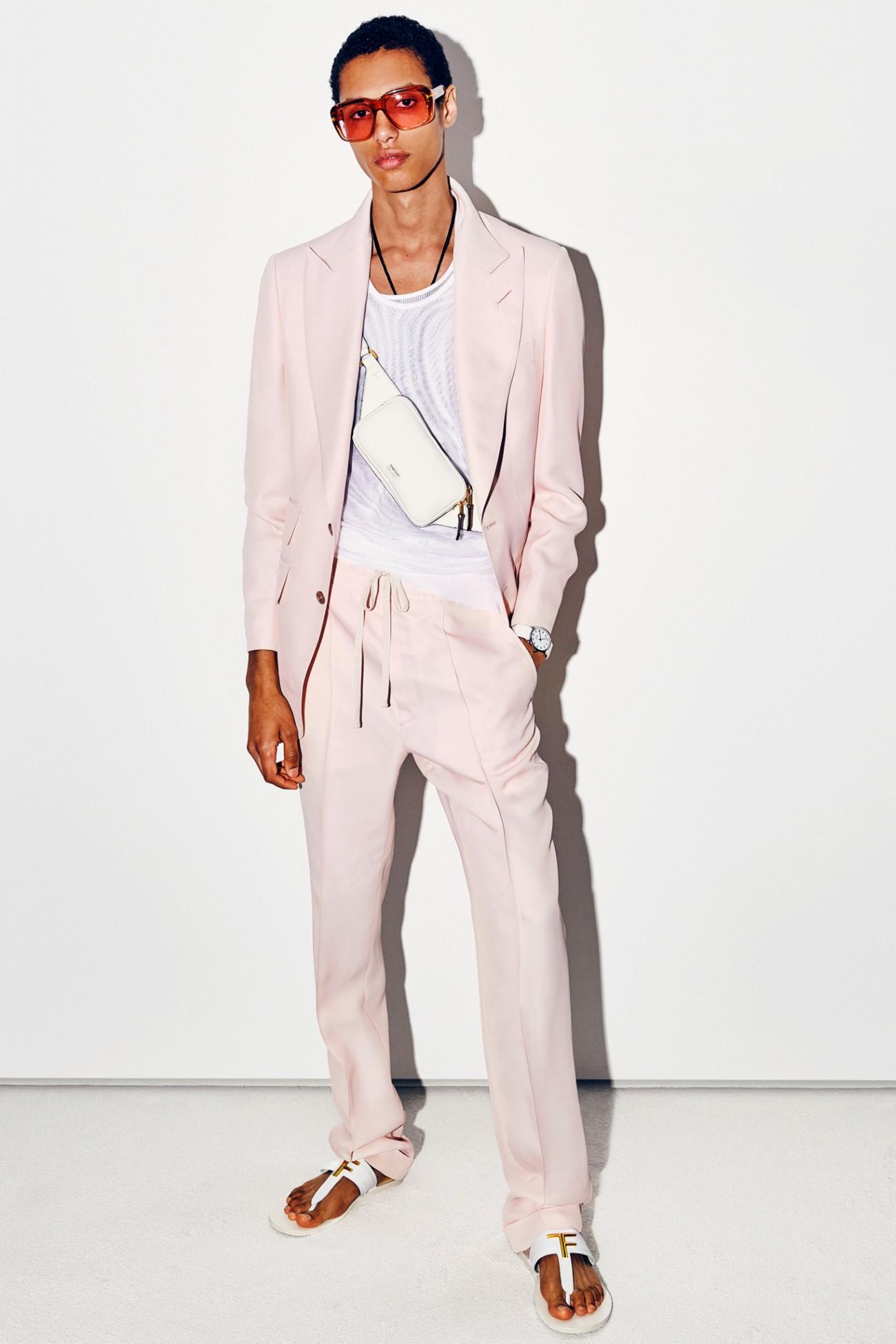 Tom Ford - Printemps-Été 2021 - New York Fashion Week