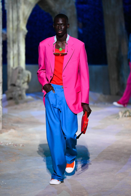 Versace - Printemps-Été 2021 - Milan Fashion Week