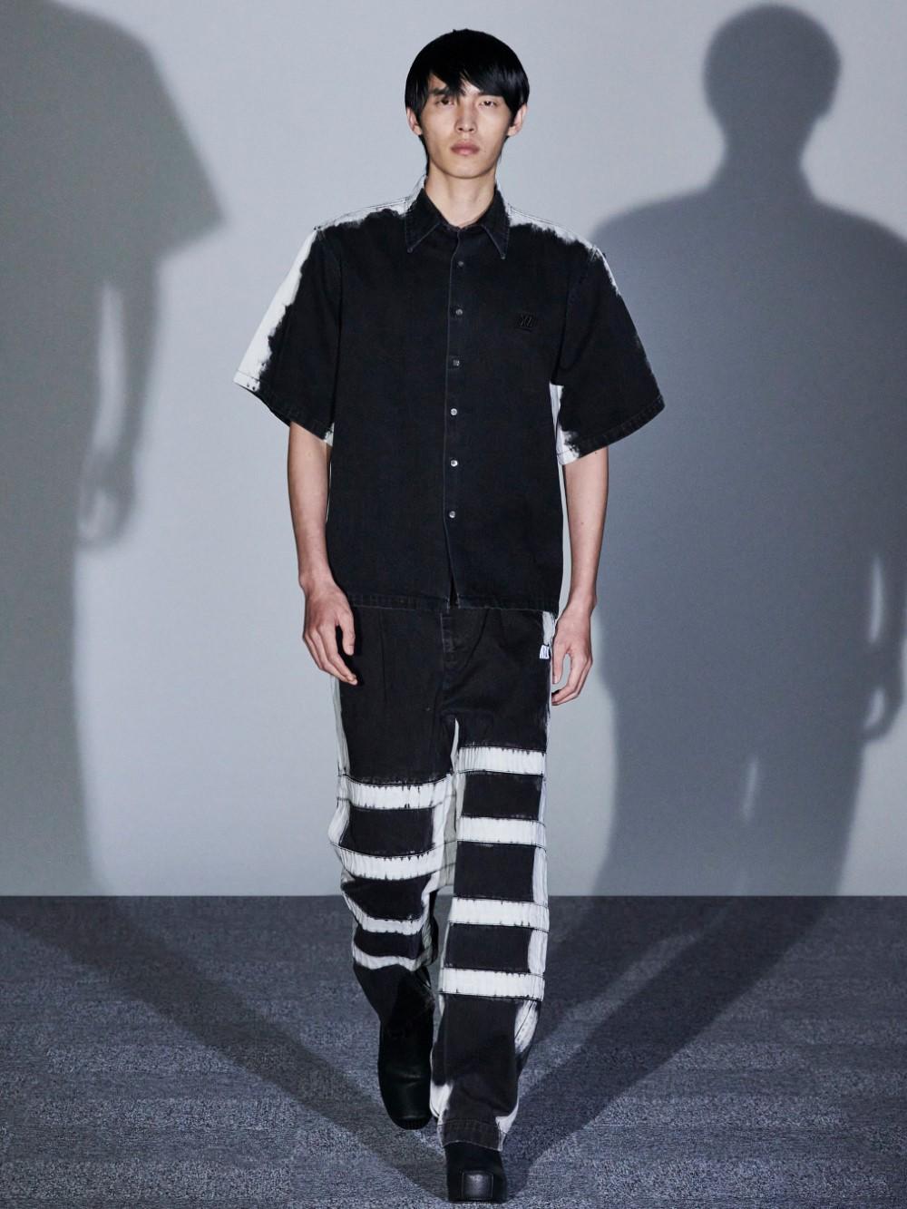 Xander Zhou Printemps Ete 2021 – London Fashion Week 13