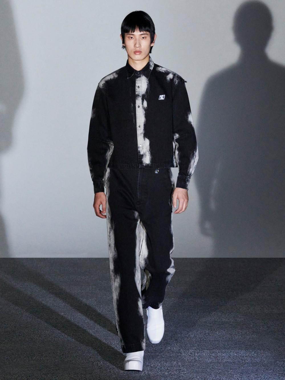 Xander Zhou Printemps Ete 2021 – London Fashion Week 16