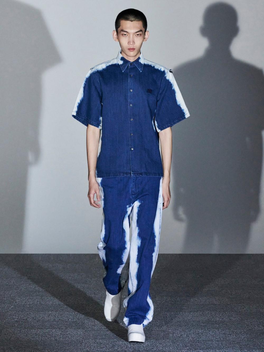 Xander Zhou Printemps Ete 2021 – London Fashion Week 17