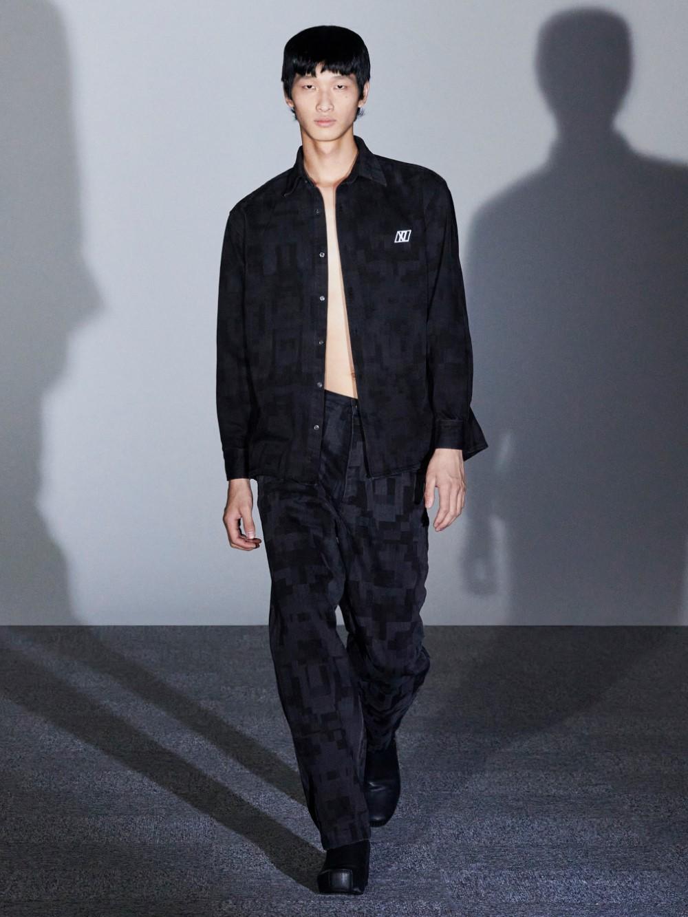 Xander Zhou Printemps Ete 2021 – London Fashion Week 19