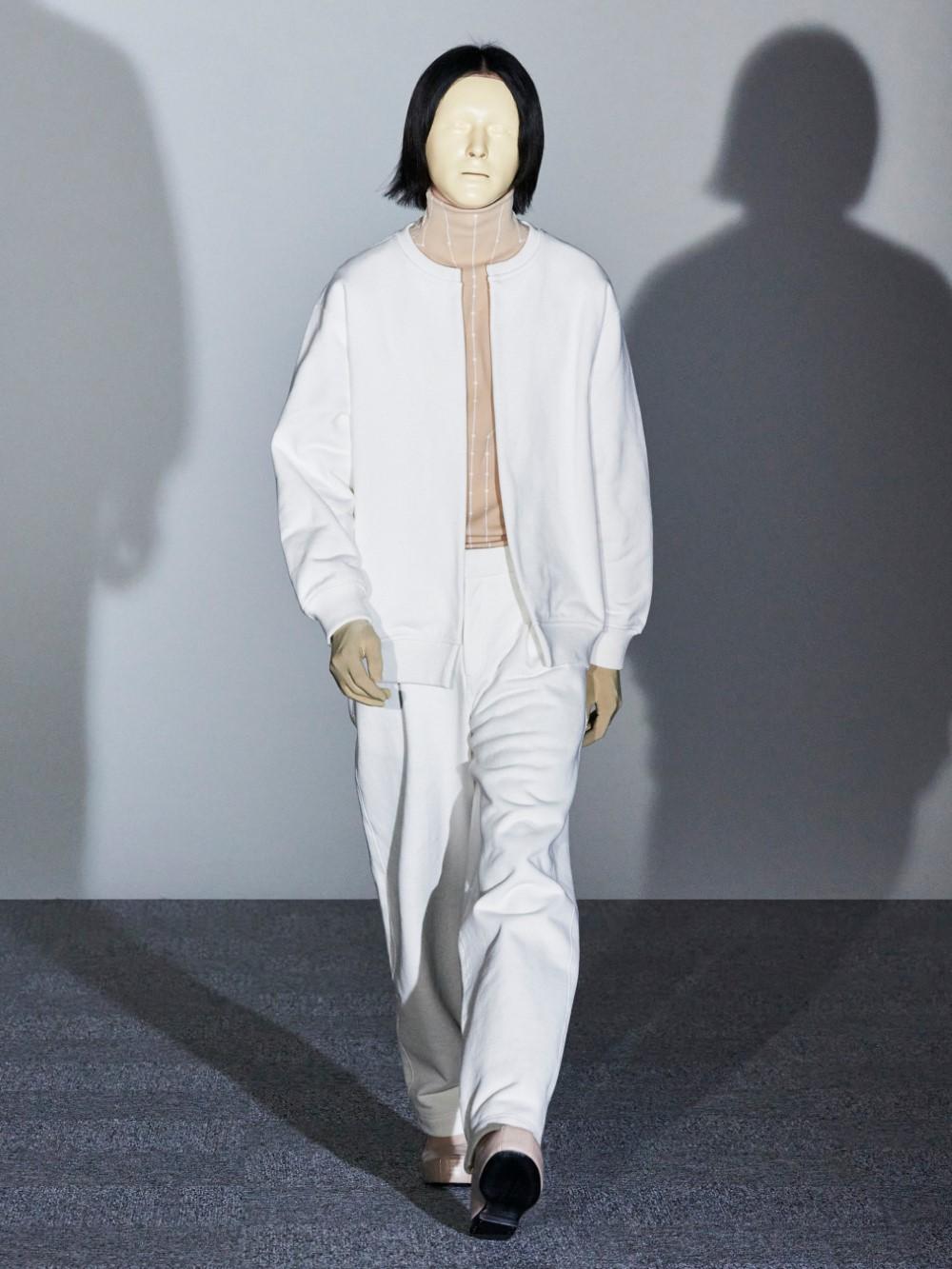Xander Zhou Printemps Ete 2021 – London Fashion Week 2