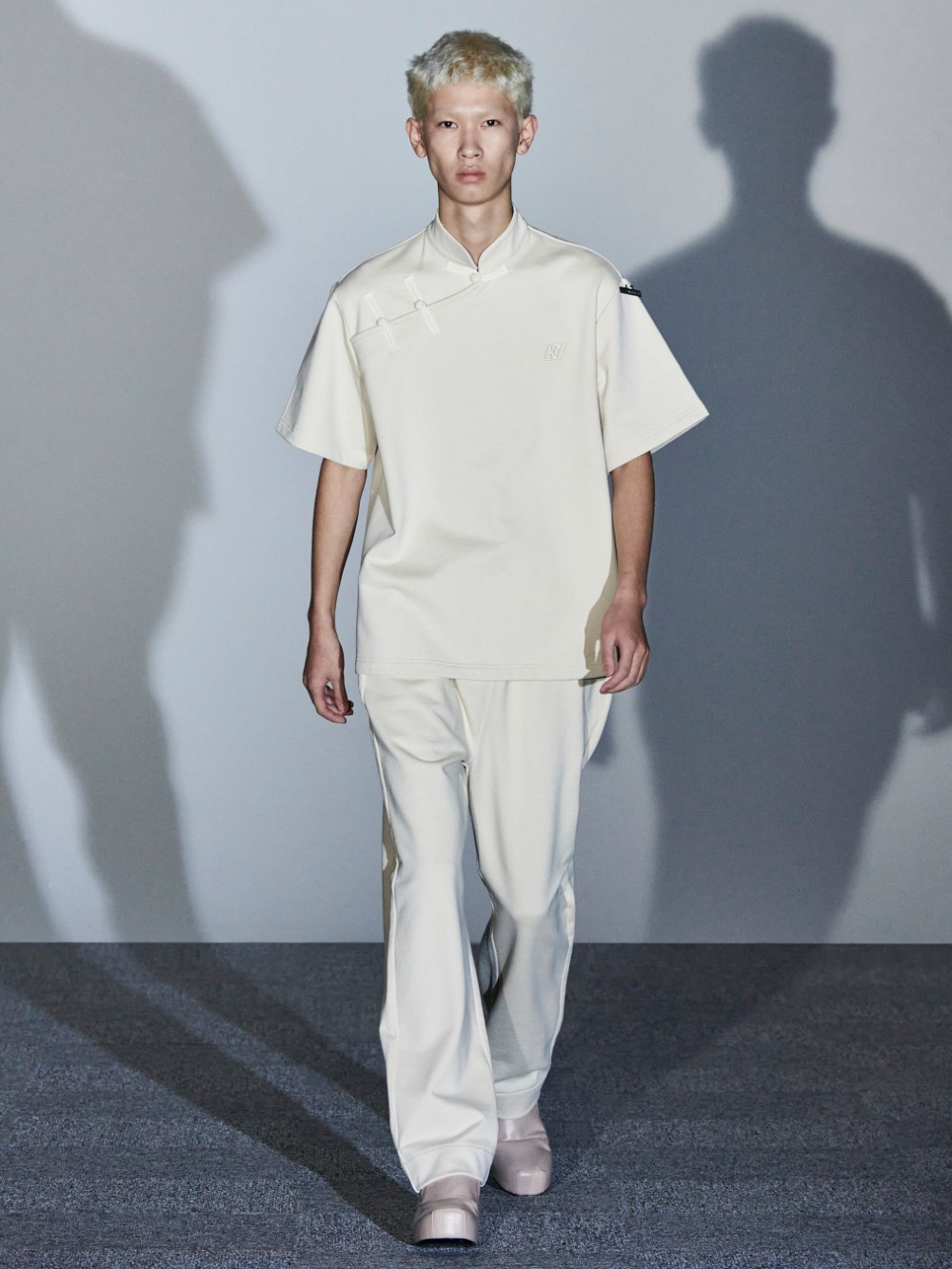 Xander Zhou Printemps Ete 2021 – London Fashion Week 9