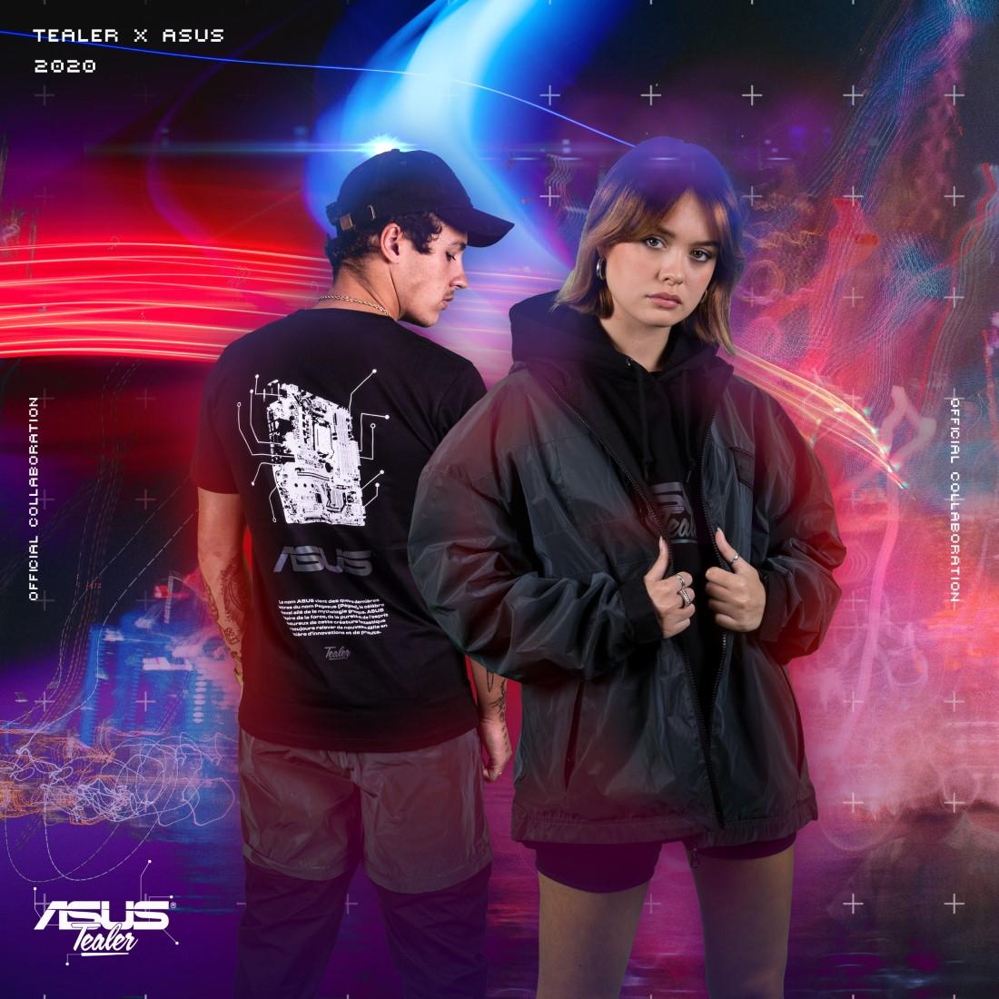 ASUS x Tealer