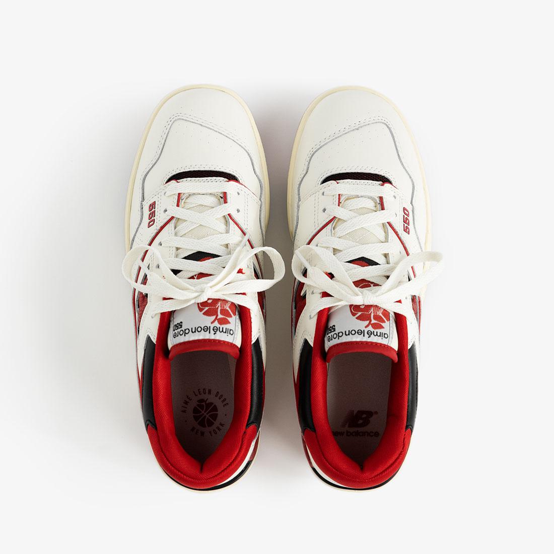 Aimé Leon Dore x New Balance P550 Basketball Oxford