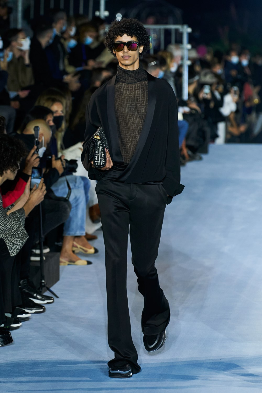 Balmain - Printemps-Été 2021 - Paris Fashion Week