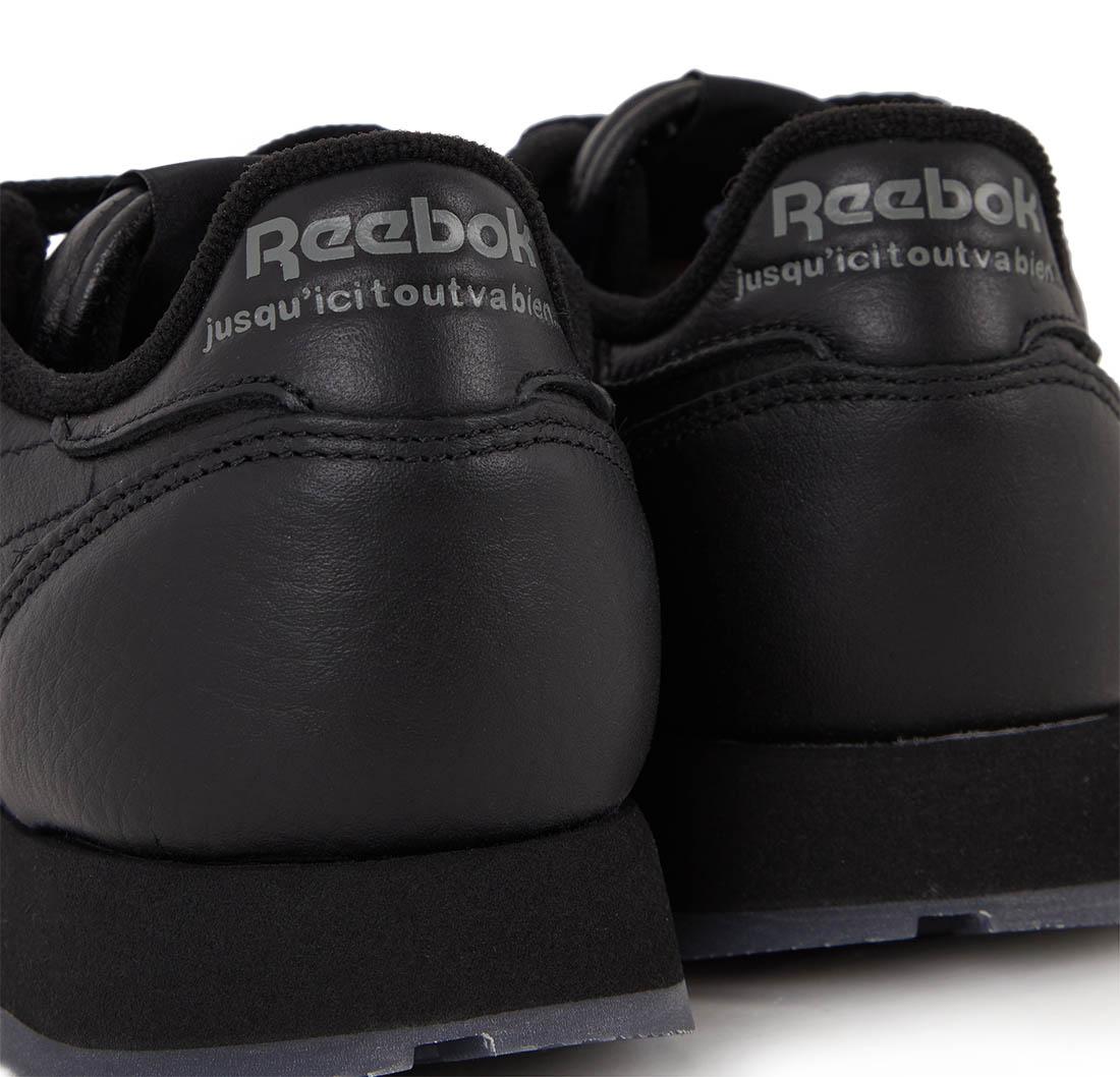 Courir 40 ans x Reebok x La Haine Classic Leather