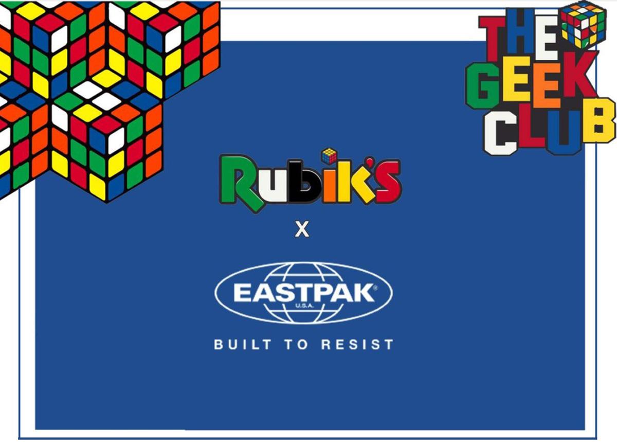 Eastpak x Rubik's Cube