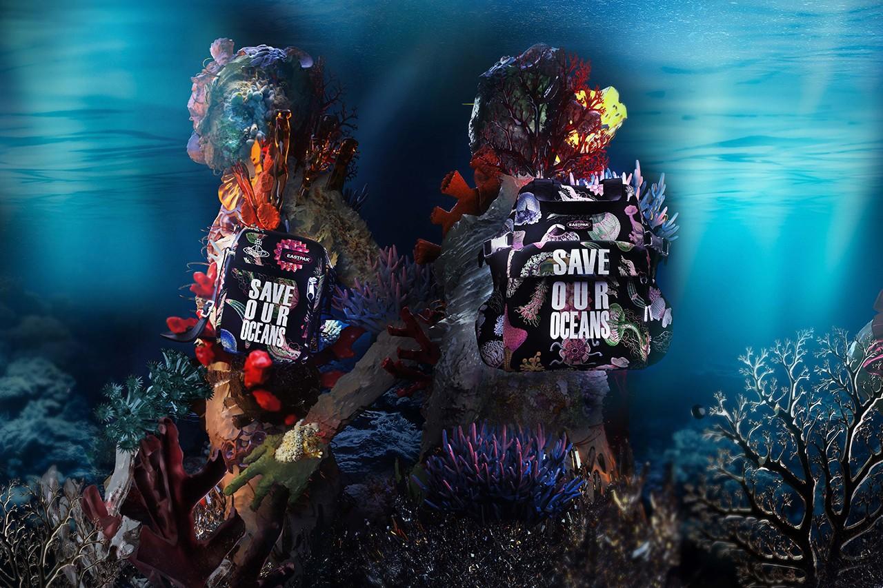 Eastpak x Vivienne Westwood - Collection Save Our Oceans