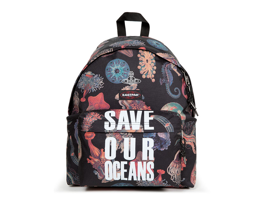 Eastpak x Vivienne Westwood - Collection Save Our Oceans