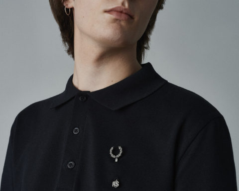 Fred Perry x Raf Simons Automne-Hiver 2020-2021