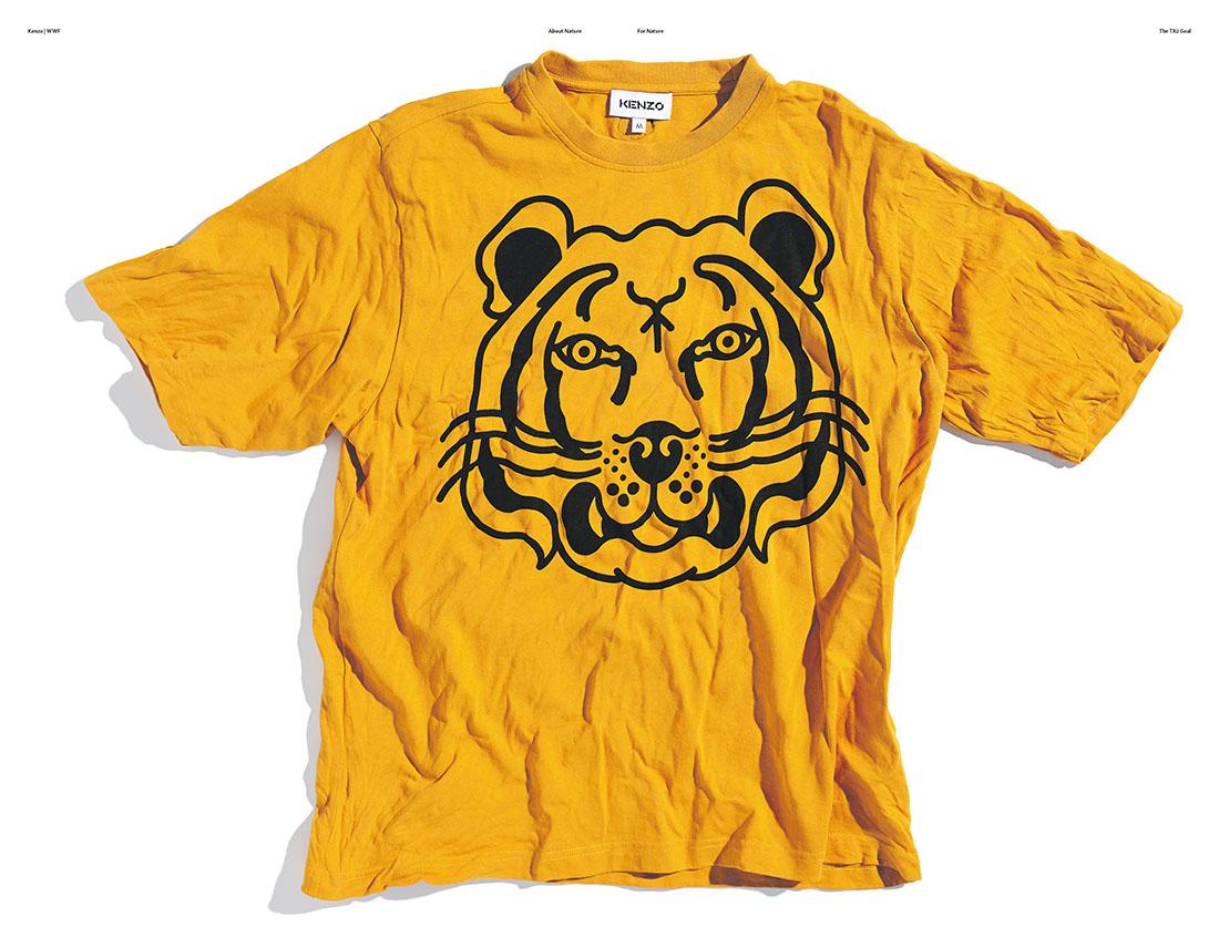 KENZO x WWF