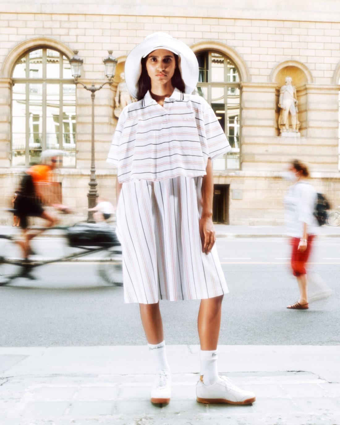 Maison Kitsune Printemps Ete 2021 Paris Fashion Week 14