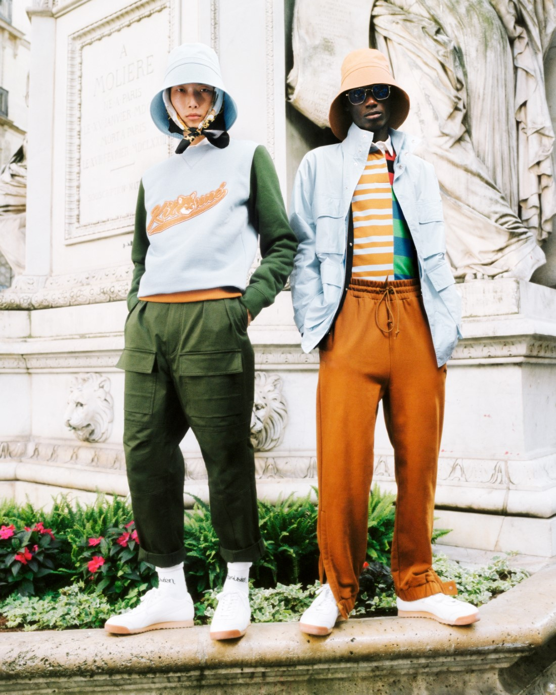 Maison Kitsuné - Printemps-Été 2021 - Paris Fashion Week