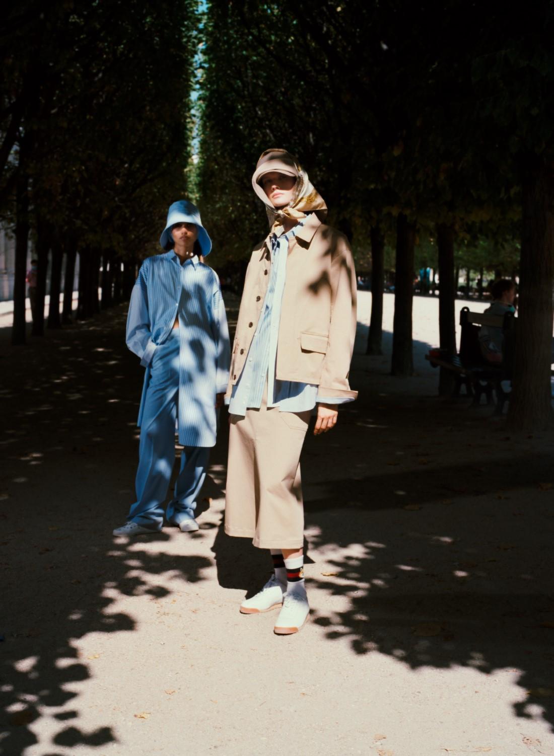 Maison Kitsuné - Printemps-Été 2021 - Paris Fashion Week
