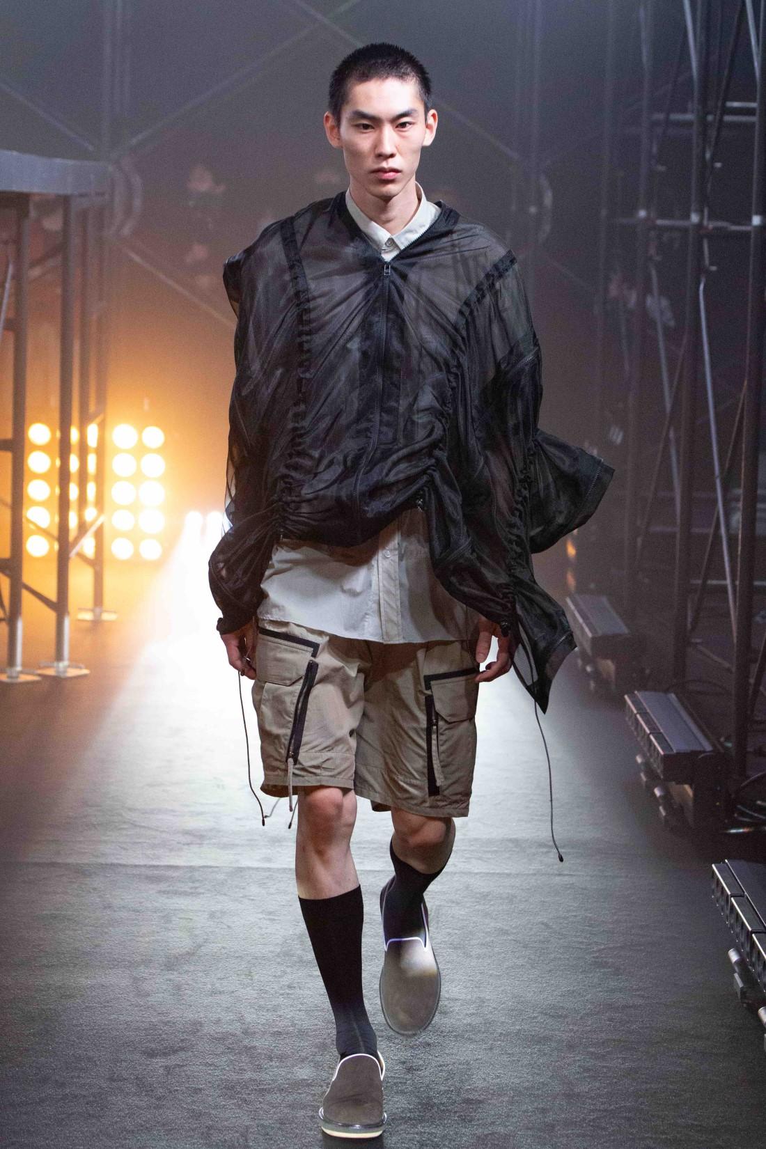 Meanswhile - Printemps-Été 2021 - Tokyo Fashion Week