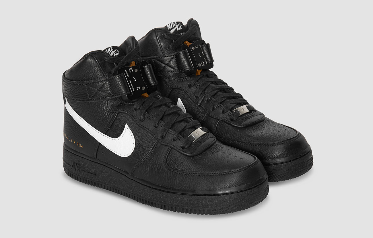 Nike Air Force 1 High x 1017 ALYX 9SM