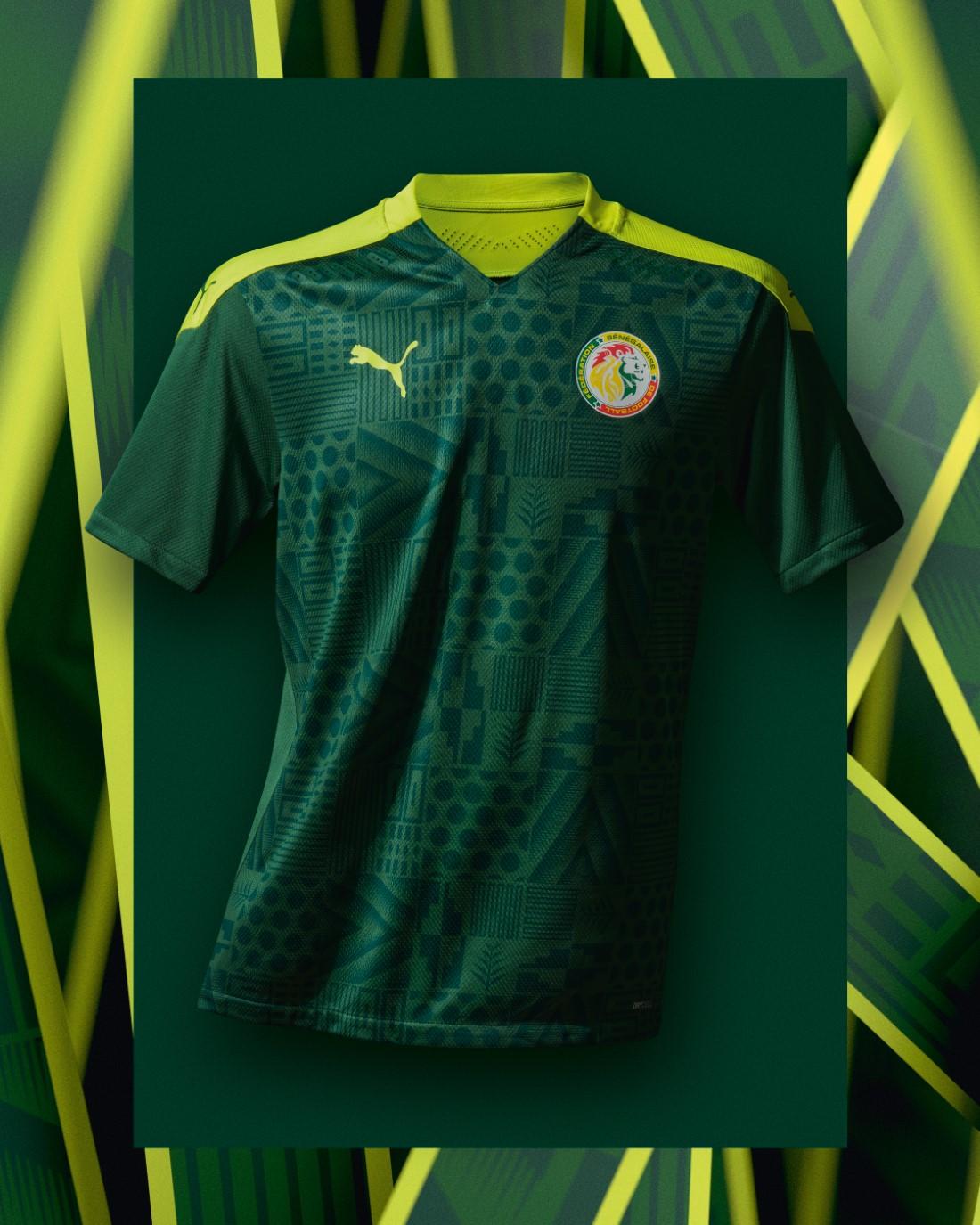 PUMA Football - Sélection Sénégal 2020-2021 - Away Kit