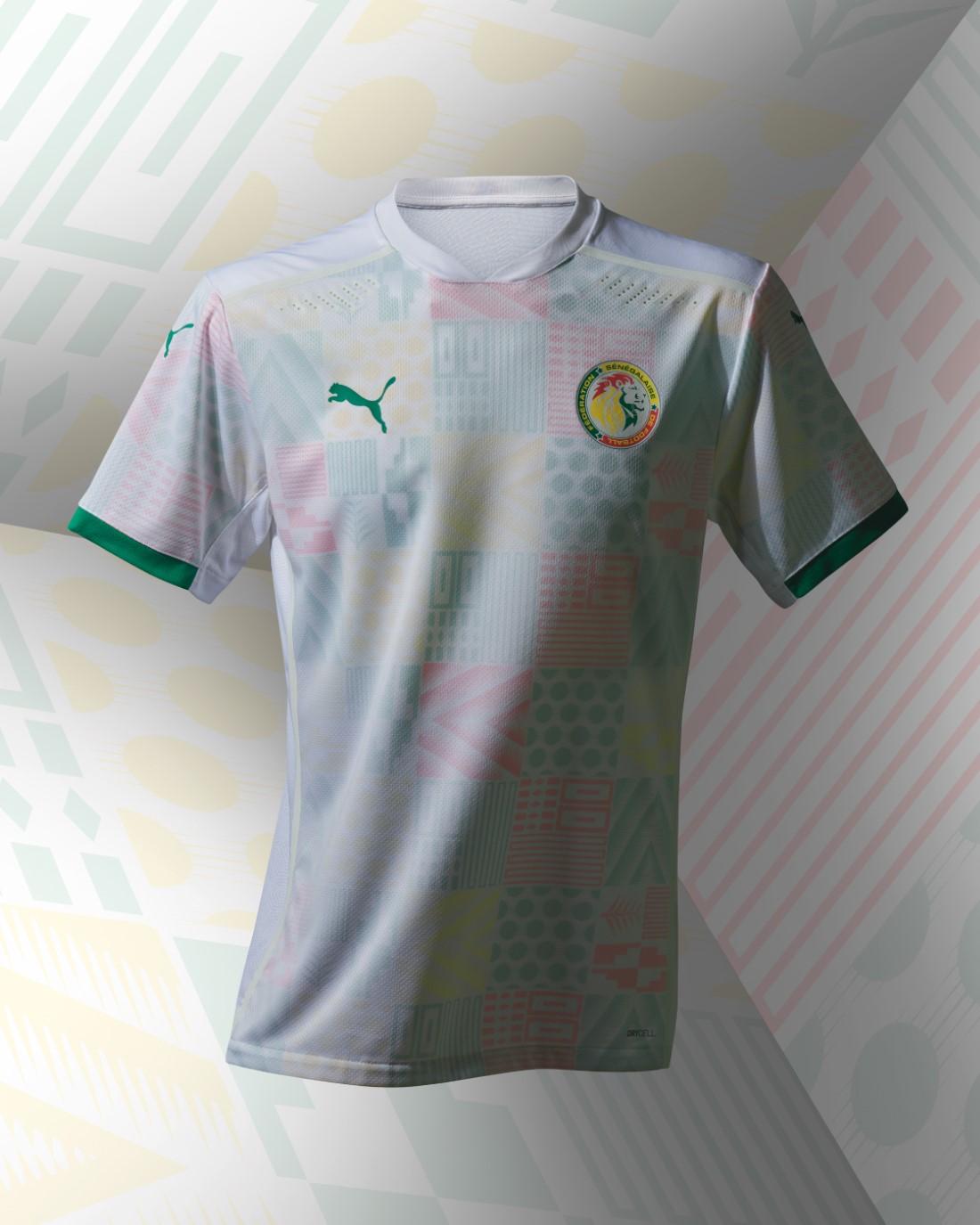 PUMA Football - Sélection Sénégal 2020-2021 - Home Kit