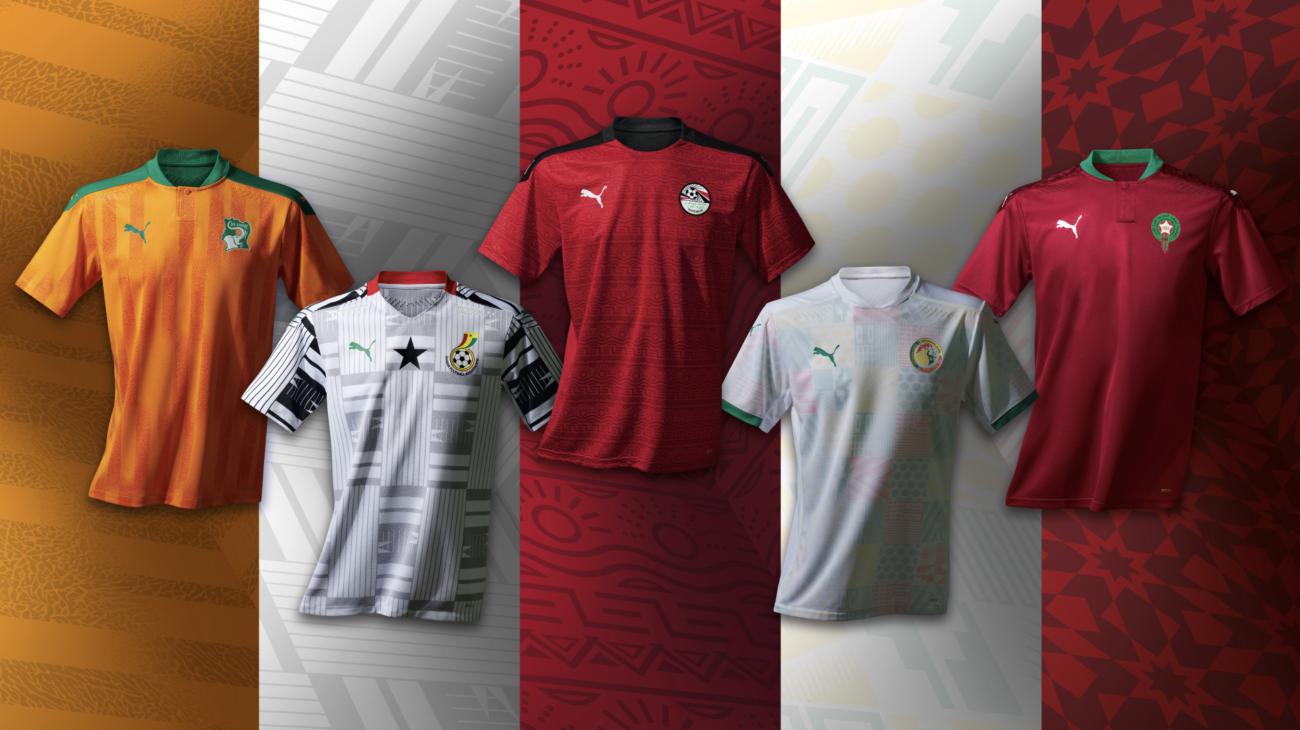 PUMA Football - Sélections Africaines 2020-2021