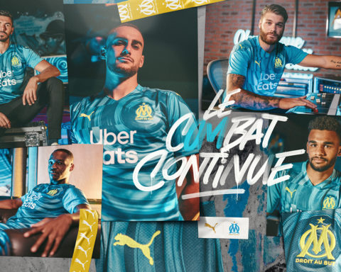 PUMA Football x l'Olympique de Marseille - Maillot Third